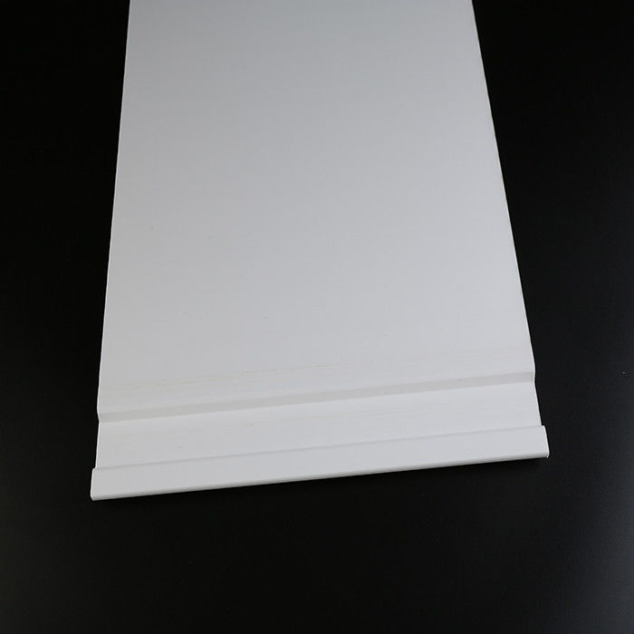 "16"" Width Bathroom Wall Cladding Pvc Panels With ISO9001 Approve"